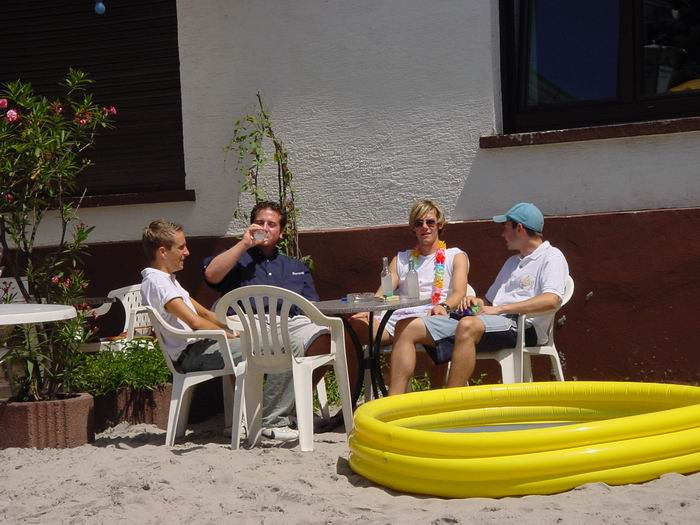 Beachparty 2003