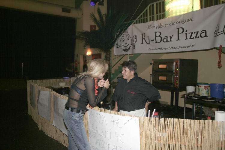 Beachparty 2005