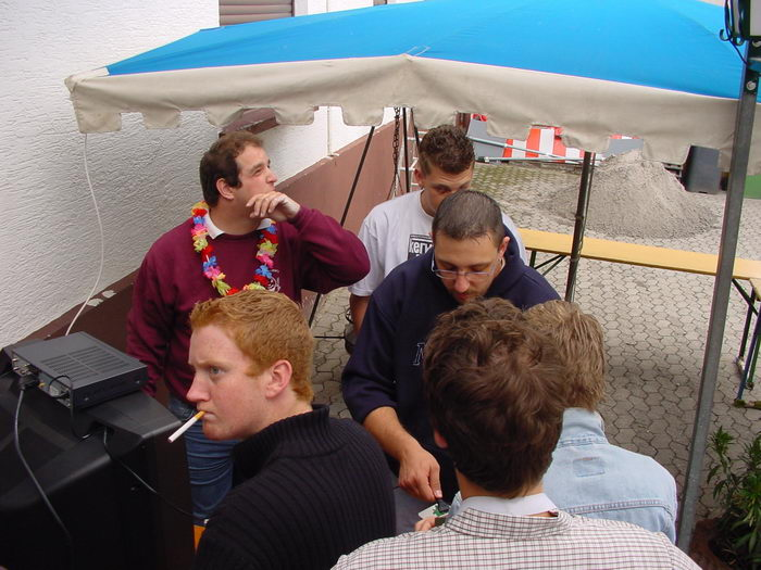 Beachparty 2004