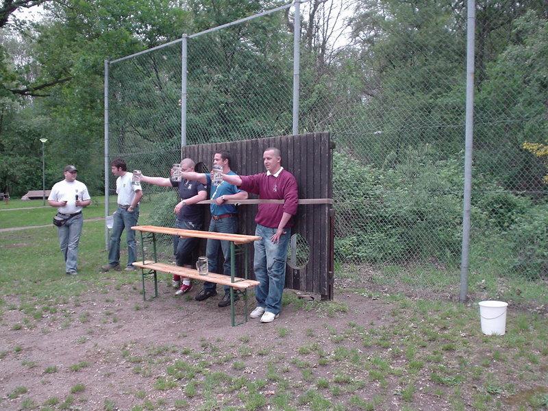 Kerweborsch vum Donauschwabenhof Griesheim - Wir feiern die